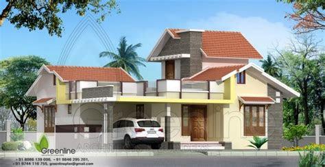 kerala home designs   single floor  sq ft khp