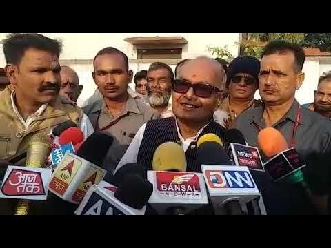 73% से अधिक मतदान से BJP समर्थको के चेहरे खिले.. वित्त मंत्री जयंत मलैया ने कहा मप्र में फिर सरकार बनाएंगे..