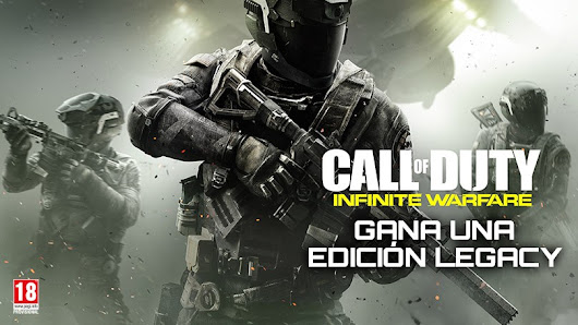 ¿Cuánto sabes? - Call of Duty Infinite Warfare
