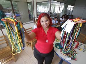 'Com o tempo a gente vai crescendo', diz Rosely Oliveira  (Foto: Divulgação/Sebrae-PA)