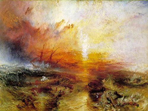 pintura narrativa, pintura romántica inglesa