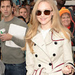 'Les Miserables' Amanda Seyfried in stylish winter essentials