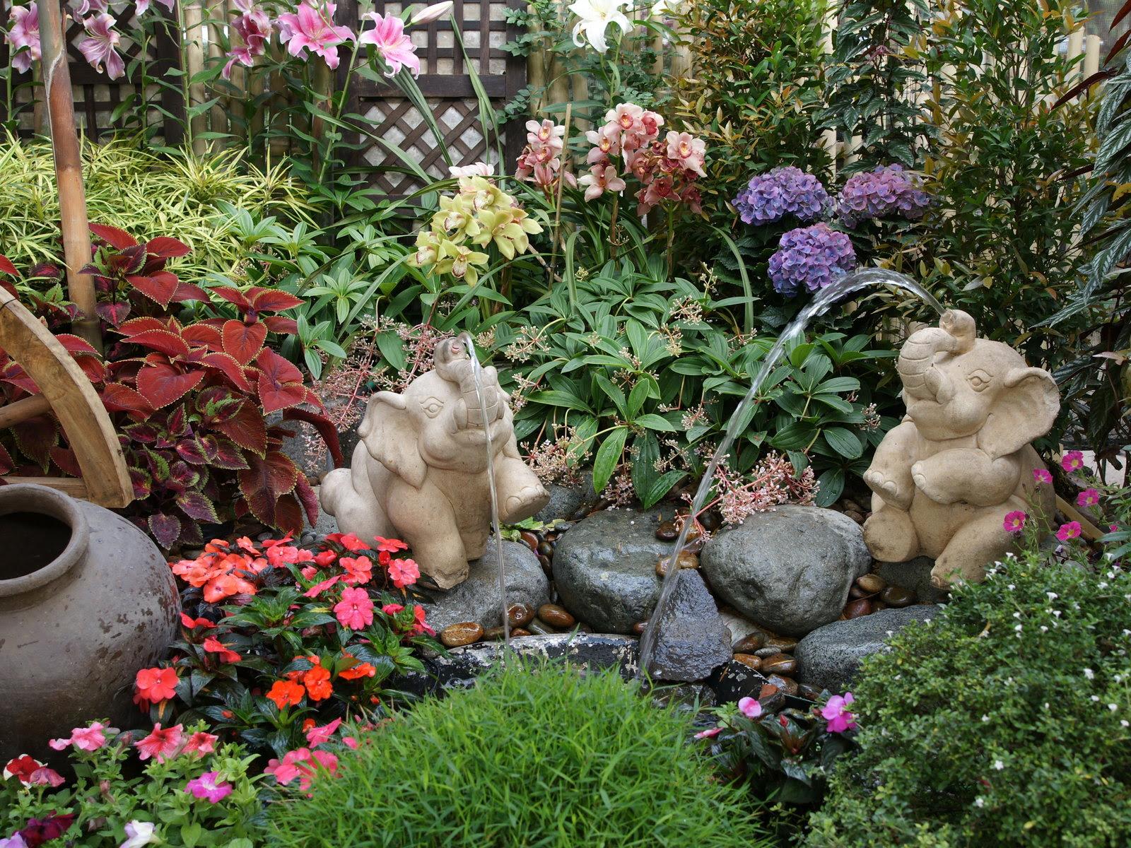 Free Flower Garden