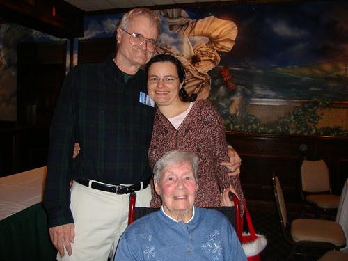 Happy 95th Birthday Iris!