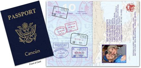 Passport 14. Destination Wedding, Cancun 2   Custom