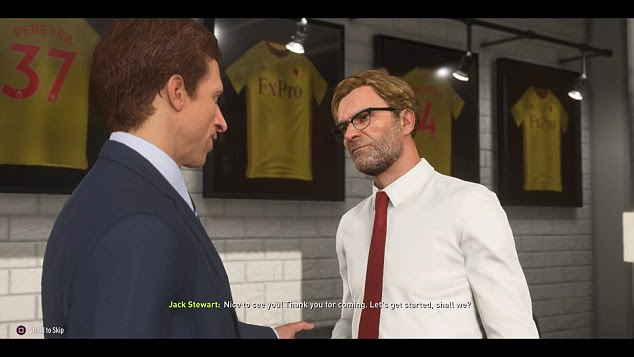 New transfer negotiations add an extra layers of depth as a welcome change to career mode
