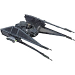 Star Wars Force Link Kylo Ren Tie Silencer & Kylo Ren Tie Pilot Figure