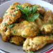 Satay Chicken Wings