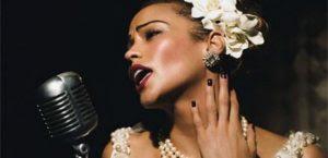 A iluminada Billie Holiday e outros jazzistas lendários