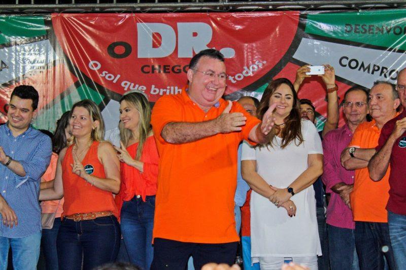 Resultado de imagem para médico deputado estadual Dr Bernardes rn
