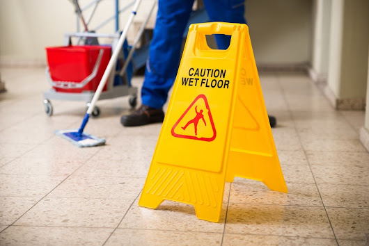 Common Injuries for Custodial Workers - St. Louis Work Injury Lawyer