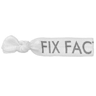 Fix Facts First Hair Tie