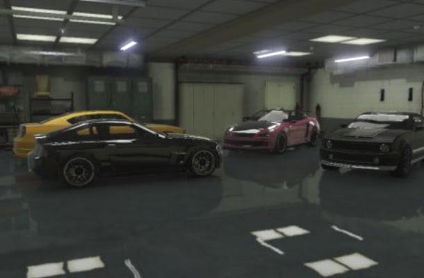Gta 5 Online Best Garage