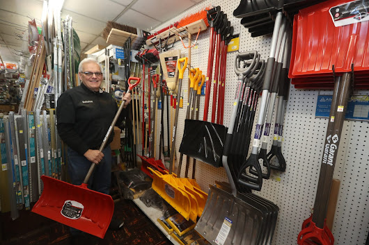 Sean Kirst: From blow torches to ergonomic shovels, Mr. Kaisertown has what you need