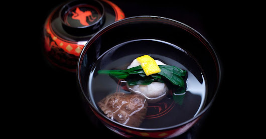 The Japanese Origins of Modern Fine Dining