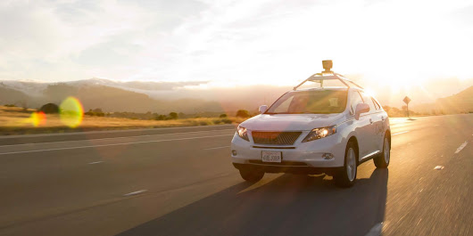 Google wants to pay you $20/hour to 'drive' its self-driving cars