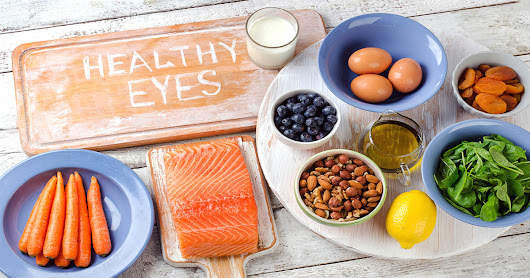 Recipes for Healthy Eyes, Created by Optometrists