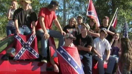 More than 20 students at Virginia high school suspended for wearing Confederate flag on clothing