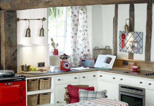 Create the perfect Country Kitchen | What to do in Suffolk