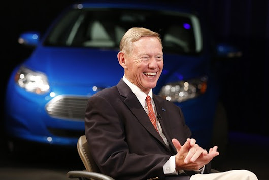 Alan Mulally, former Ford CEO, joins Google board