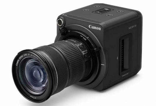 Canon's new $30,000 amazing camera | wordlessTech