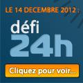 Défi 24 Heures : les 24 heures du marketing Internet francophone