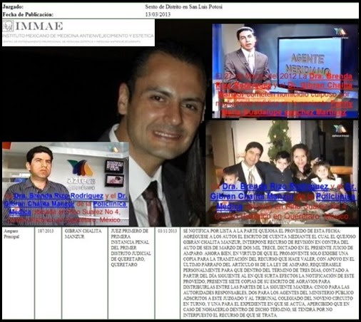 CASO DEL DR. GIBRAL CHALITA