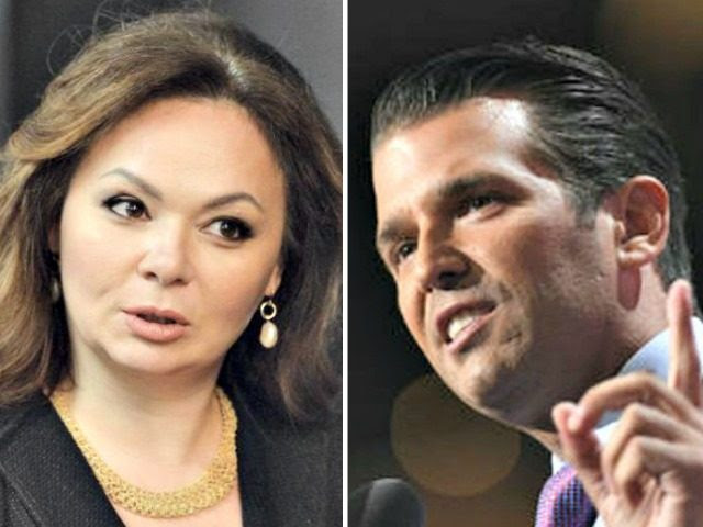 Image result for Exclusive: DOJ let Russian lawyer into US before she met with Trump team