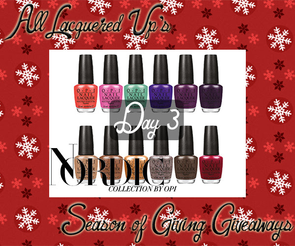 ALU Giveaways 2014 - OPI Fall 2014 Nordic Collection via @alllacqueredup