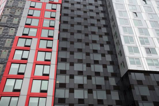 Modular Building Believed to Be World's Tallest Makes Debut in Brooklyn