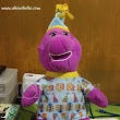 New Barney Stuffed Toy - Anything About Bella