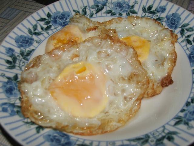 Suami Libas Isteri Dengan Pisau Kerana Tak Dapat Makan Telur Goreng - Terbakor