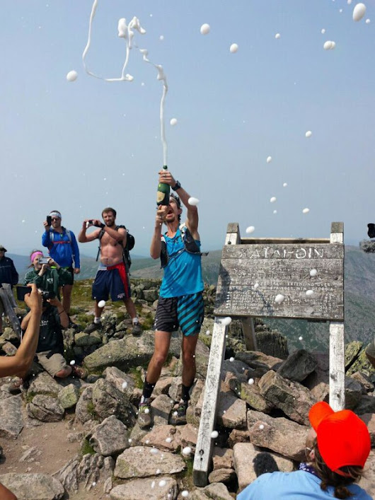 Scott Jurek Fined for Appalachian Trail Party Foul - Seattle Backpackers Magazine