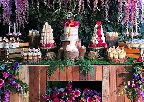 55 Amazing Wedding Dessert Tables & Displays ? Hi Miss Puff