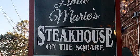 Thursday Night Ghost Tour with A Dinner At Linde Marie Steakhouse