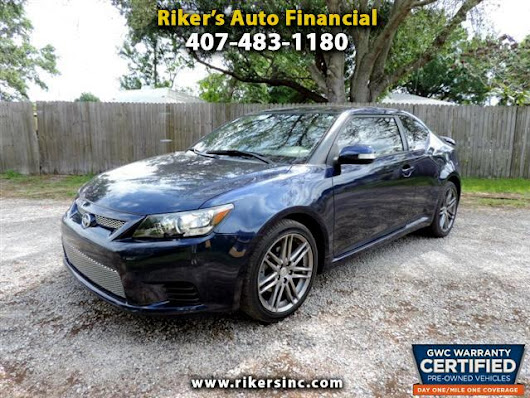Used 2012 Scion tC for Sale in Kissimmee  FL 34744 Riker's