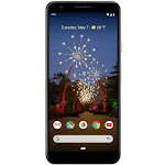Google Pixel 3a - 64 GB - Clearly White - Unlocked - CDMA/GSM