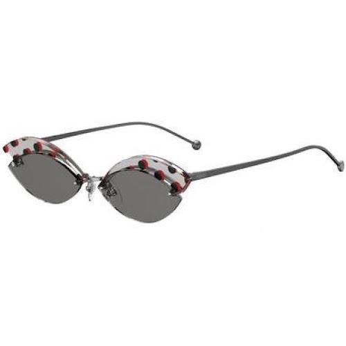 Fendi FF 0370/S Oval Sunglasses