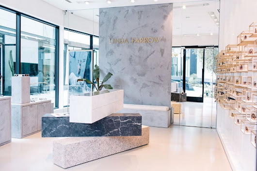 NEWLY OPENED ! LINDA FARROW THIRD US FLAGSHIP STORE, IN MELROSE PLACE LOS ANGELES - Arc Street Journal / inteligent & elegant culture from everywhere and for everybody.