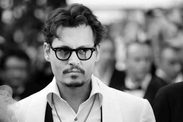 Johnny Depp — Foto de Stock #46984343