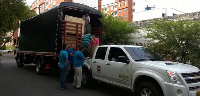 Entregan refrigeradores a las Empresas de Salud del Estado ESE de Cali