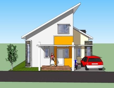 desain rumah satu setengah lantai - mainan anak