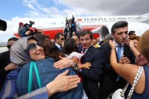 חטופים טורקים משוחררים
