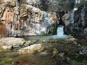 Resultado de imagen de Desfiladero del río Mataviejas