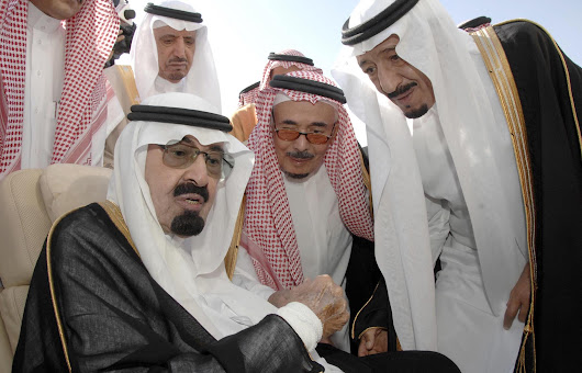 After King Abdullah's Death, Saudi Arabia's Line to Throne in Spotlight