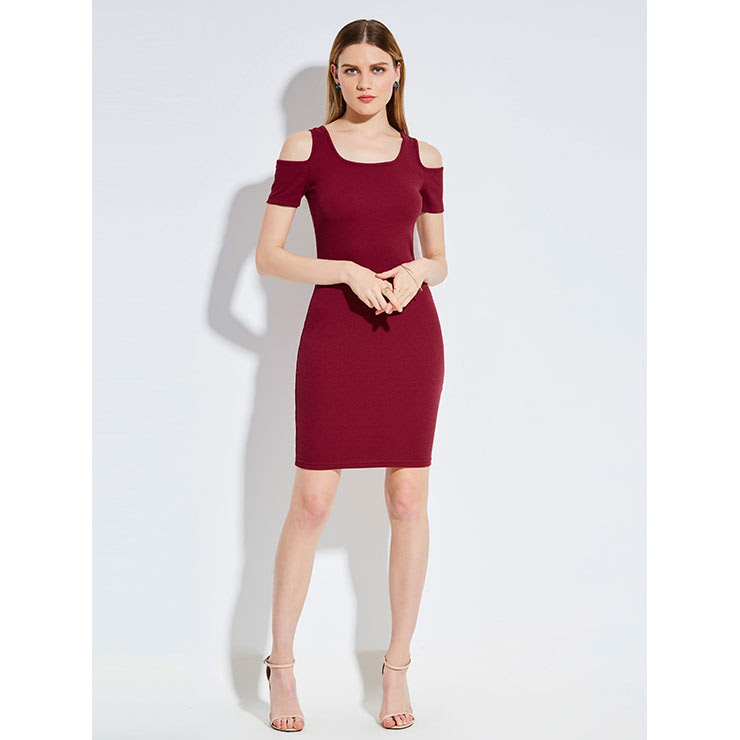 Usa pink one shoulder bodycon dress river island online stores