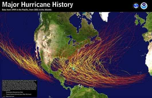 Hurricane season 2016 predictions: Will the hurricane 'drought' end for US?