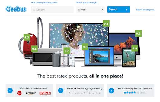 The most accurate product ratings on the web