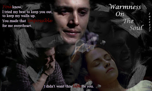 """to keep you out, to keep my walls up."" –Dean Winchester, Chapter 44. ""How…"