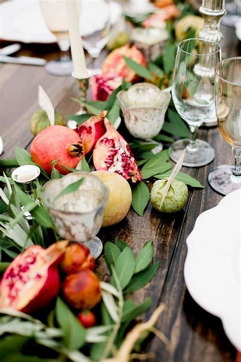21 Pomegranate Fall Decorations To Infuse Your Décor With
